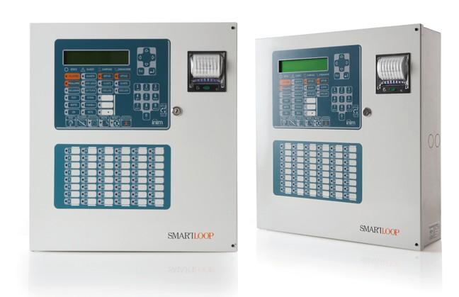 مرکز کنترل اعلام حریق 2 تا 8 لوپ SMARTLOOP 2080