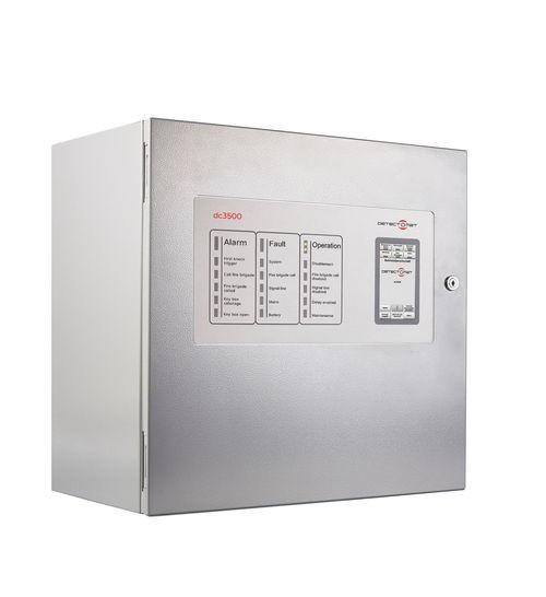 مرکز کنترل اعلام حریق 1لوپ قابل گسترش تا 15 لوپ DC3500