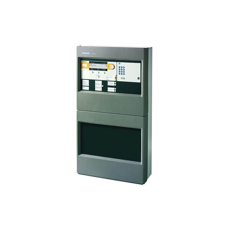 مرکز کنترل اعلام حریق 2 لوپ قابل  گسترش تا 12 لوپ FC723