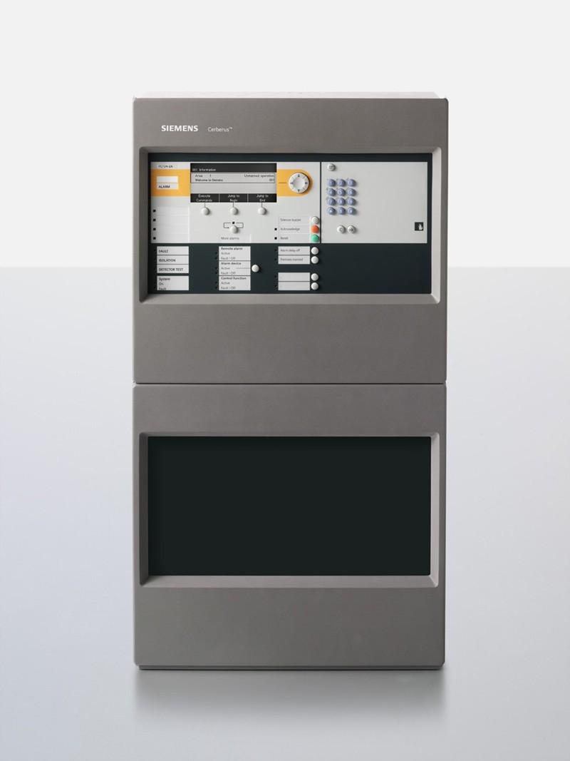 مرکز کنترل اعلام حریق 2 تا 8 لوپ FC724